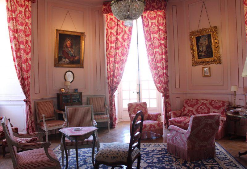 Château de Basoches Vauban salon