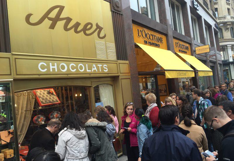 Chic-choc salon du chocolat Genève 2016-3
