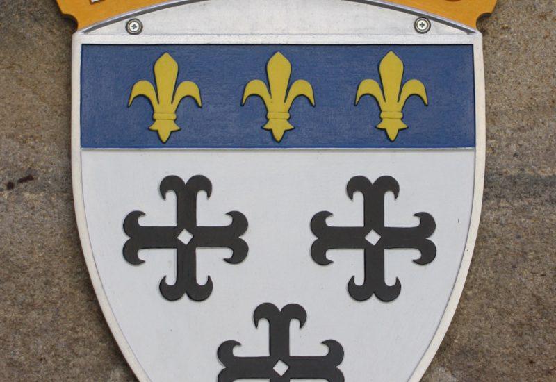 Blason de Moulins-Allier