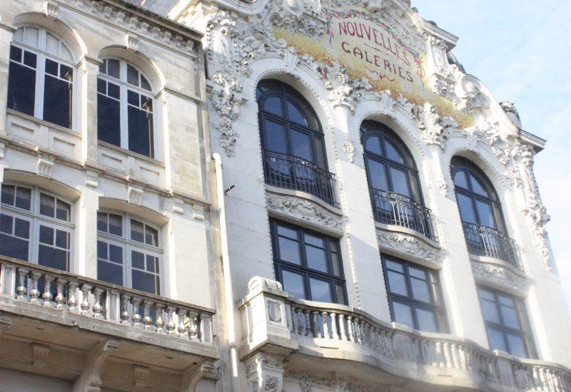 Moulins- Allier - nouvelles galeries