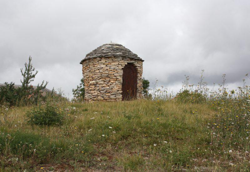 Aveyron - bergerie