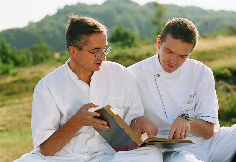 Aveyron Bras - chefs-pere-fils