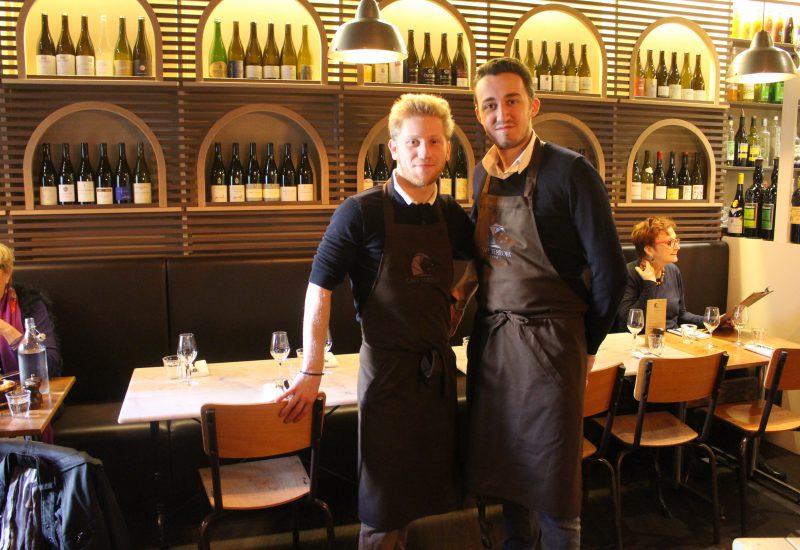 Café Terroir Lyon Lemmy Brou et Jean-François Têtedoie @francoyse Krier