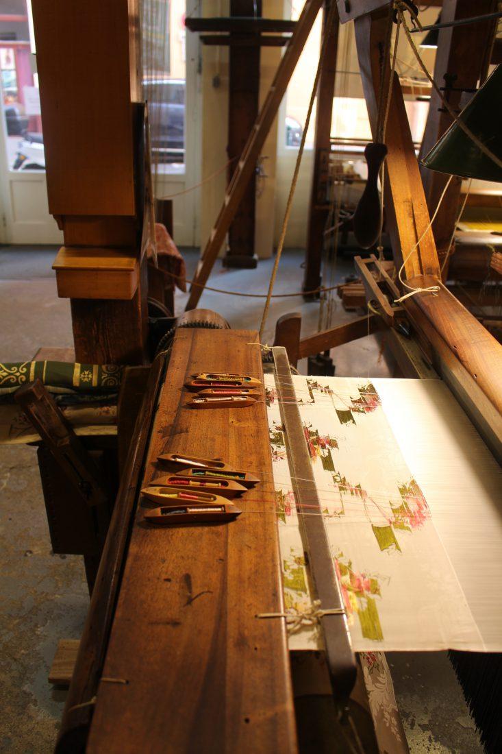 Maison des Canuts Lyon navettes @françoyse Krier