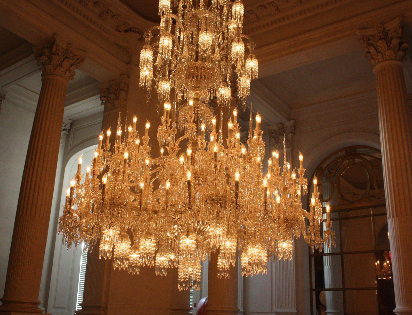 Le Musée Baccarat à Paris Extraordinaire écrin De Cristal Fykmag