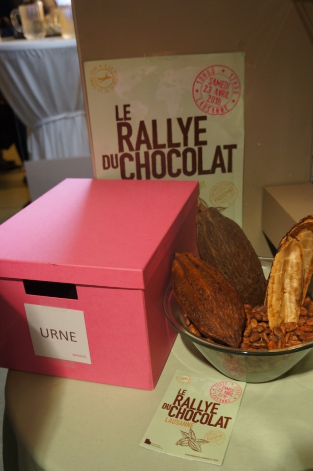 Chic et choc Rallye du chocolat- Manuel 2