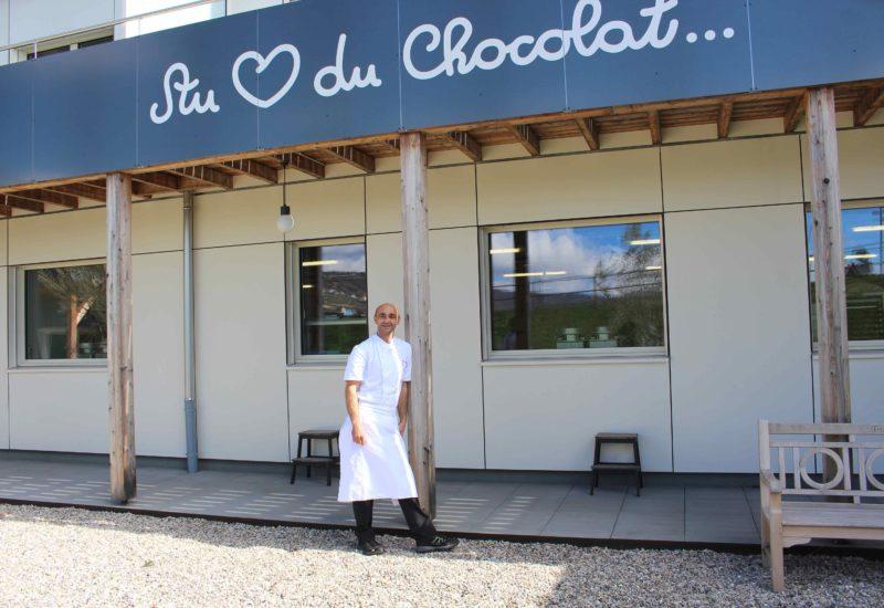 Perroy Au coeur du chocolat Tristn Carbonatto