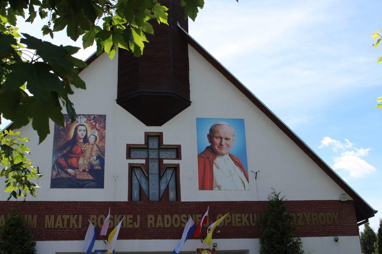 pologne église