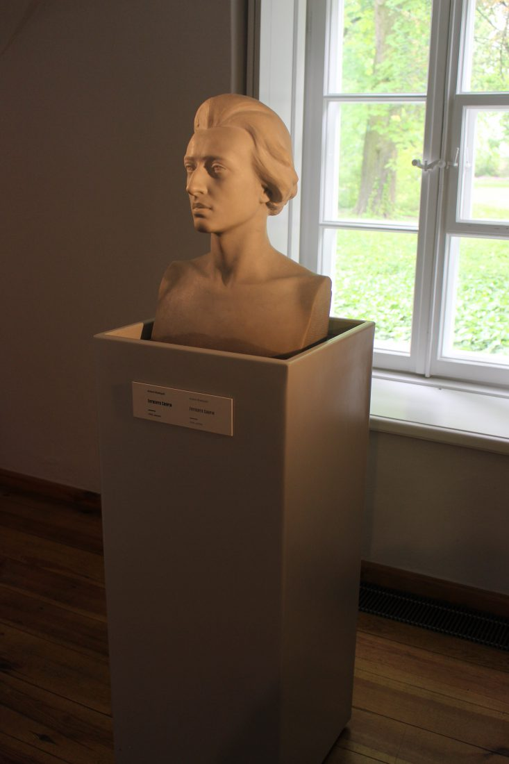 Zelazowa Wola buste Chopin