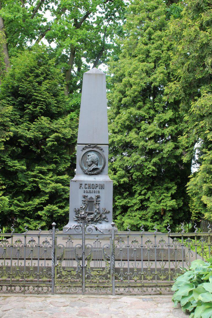 pologne zelazowa wola premier monument Chopin