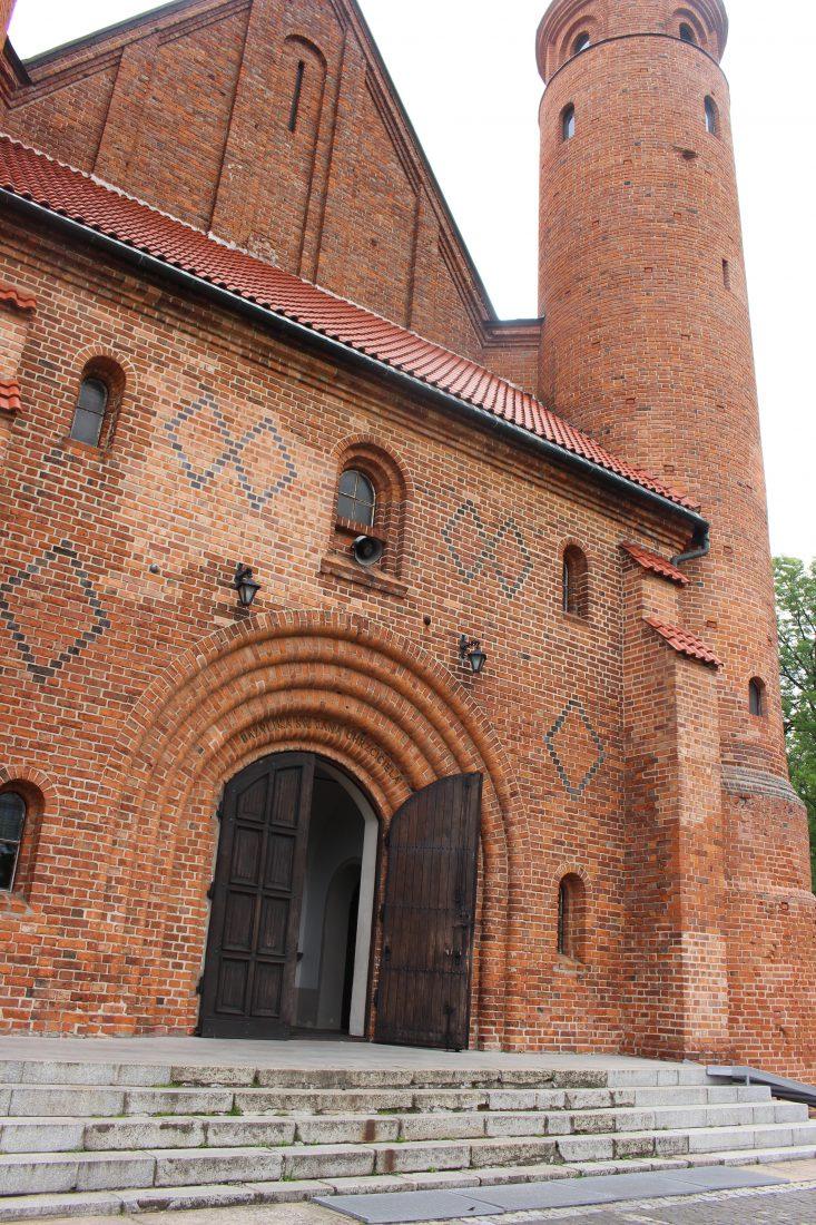 pologne église de Brochów chopin