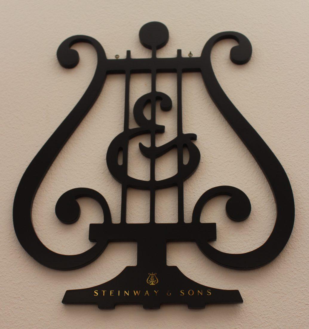emblème de Steinway & Sons