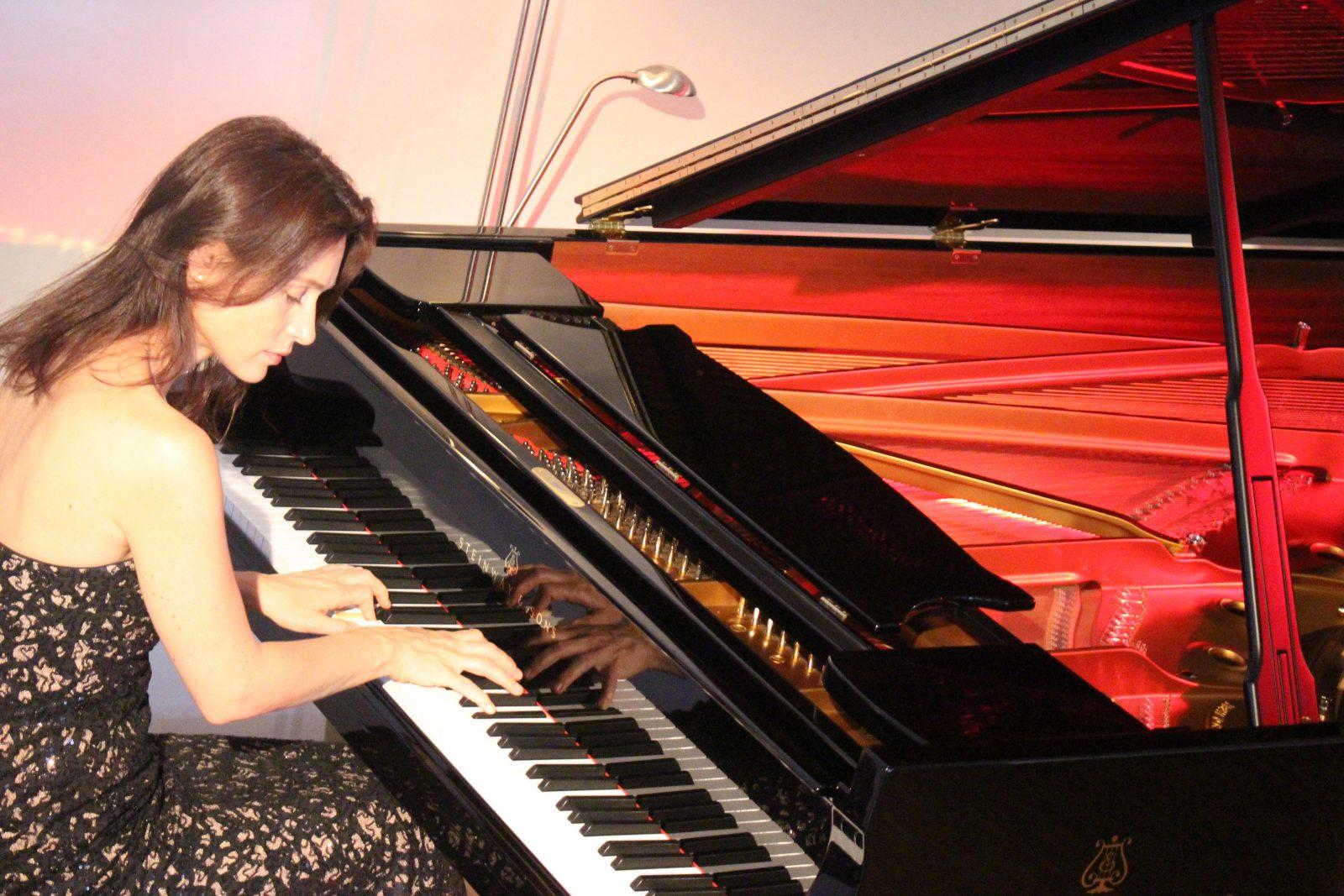 concert Irina Lankova steinway hall lausanne juin 2017