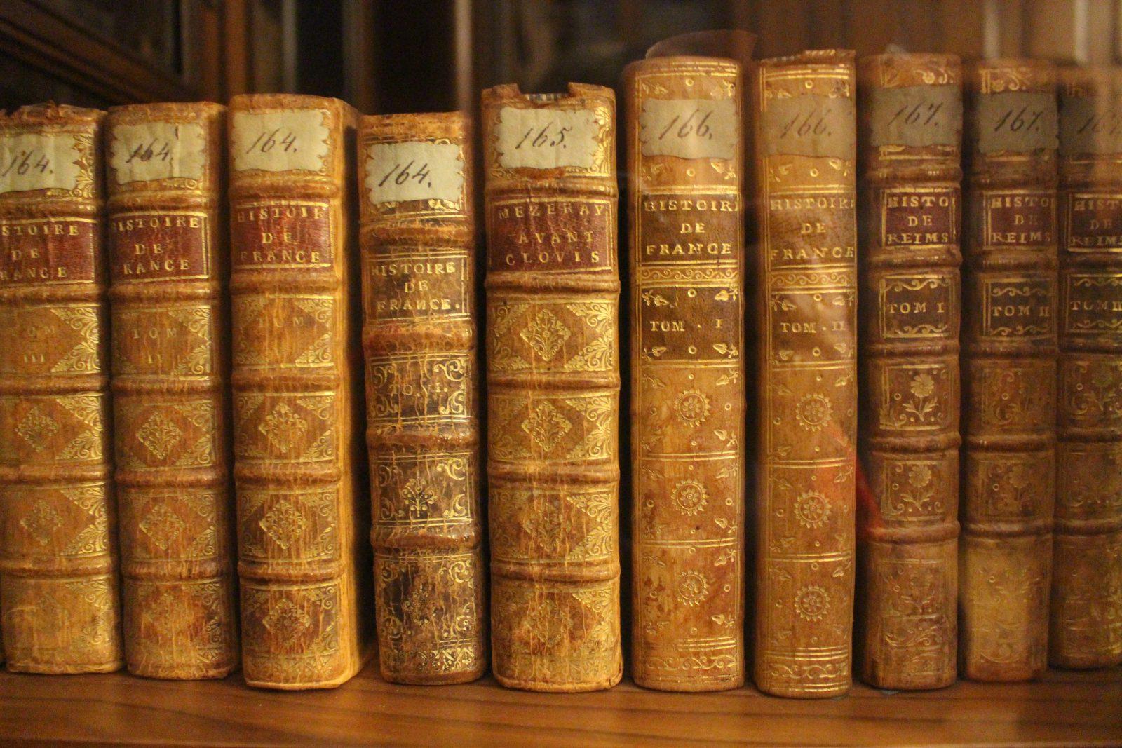 Saint-petersbourg Bibliothèque de Voltaire