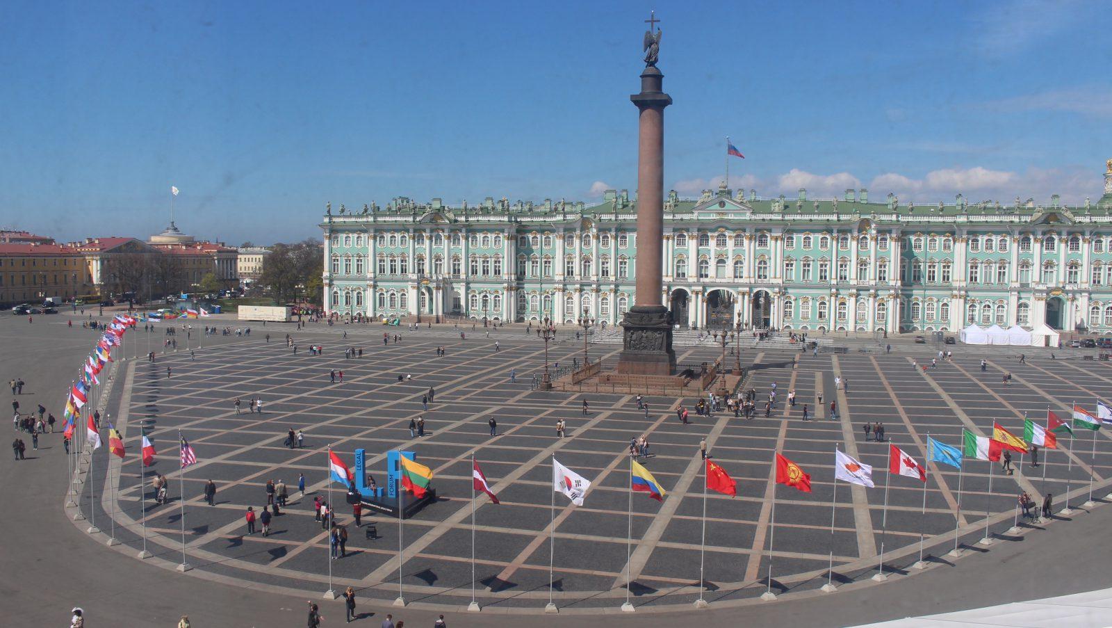 Saint Petersbourg Ermitage