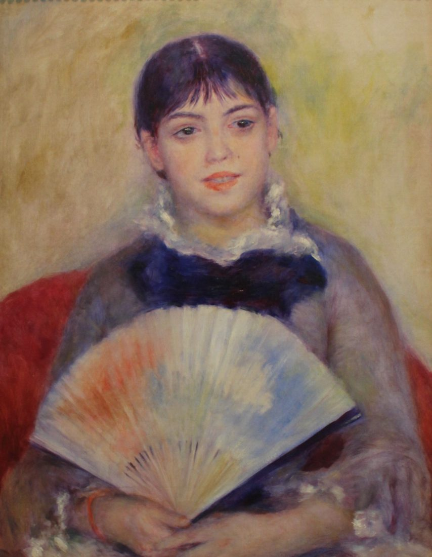 Saint Petersbourg musée Ermitage Renoir