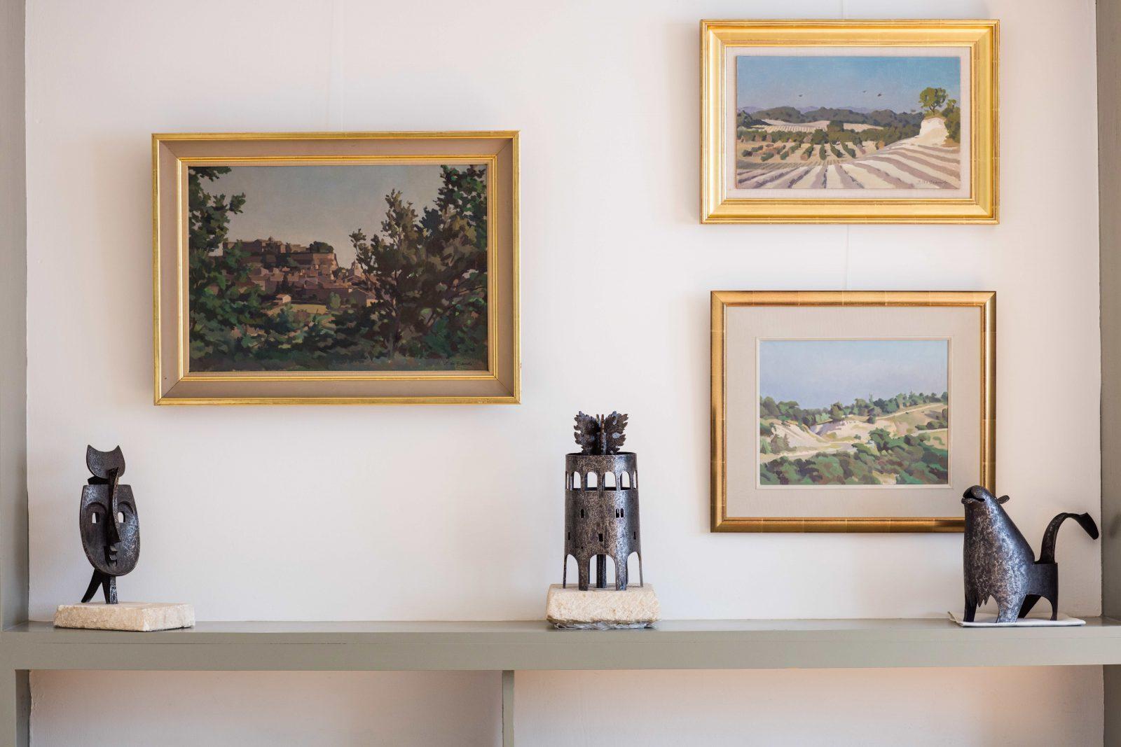 L'Atelier De Grandi à Corseaux exposition dans Atelier