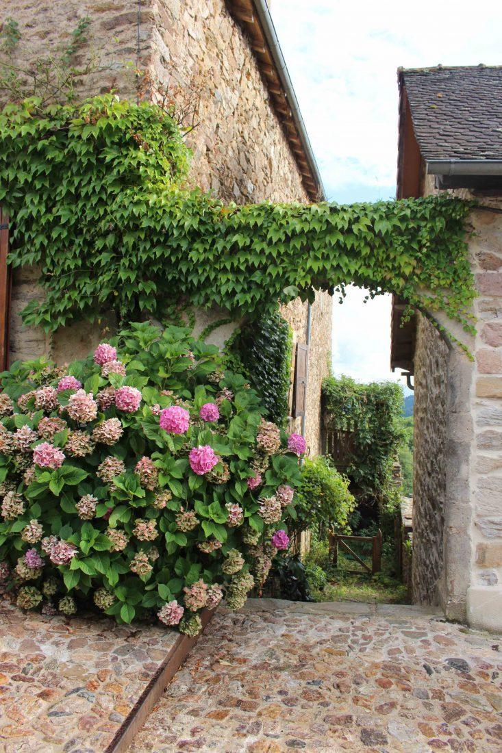 Najac, Aveyron, venelle