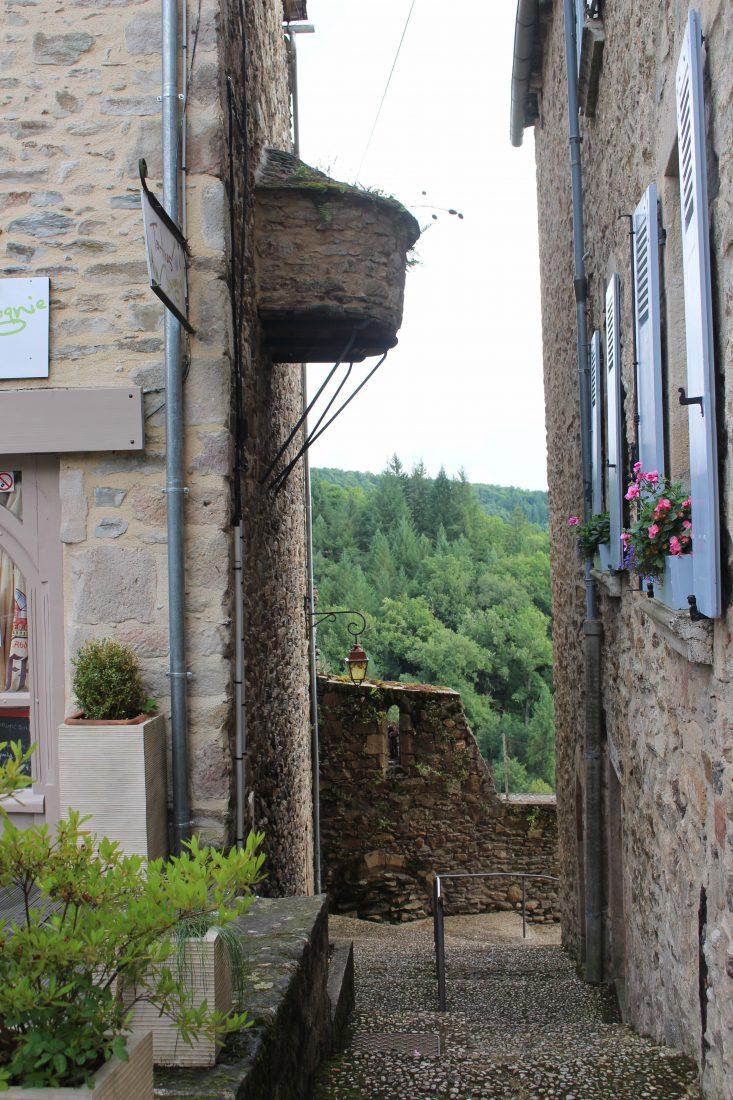Najac, Aveyron, four à pain