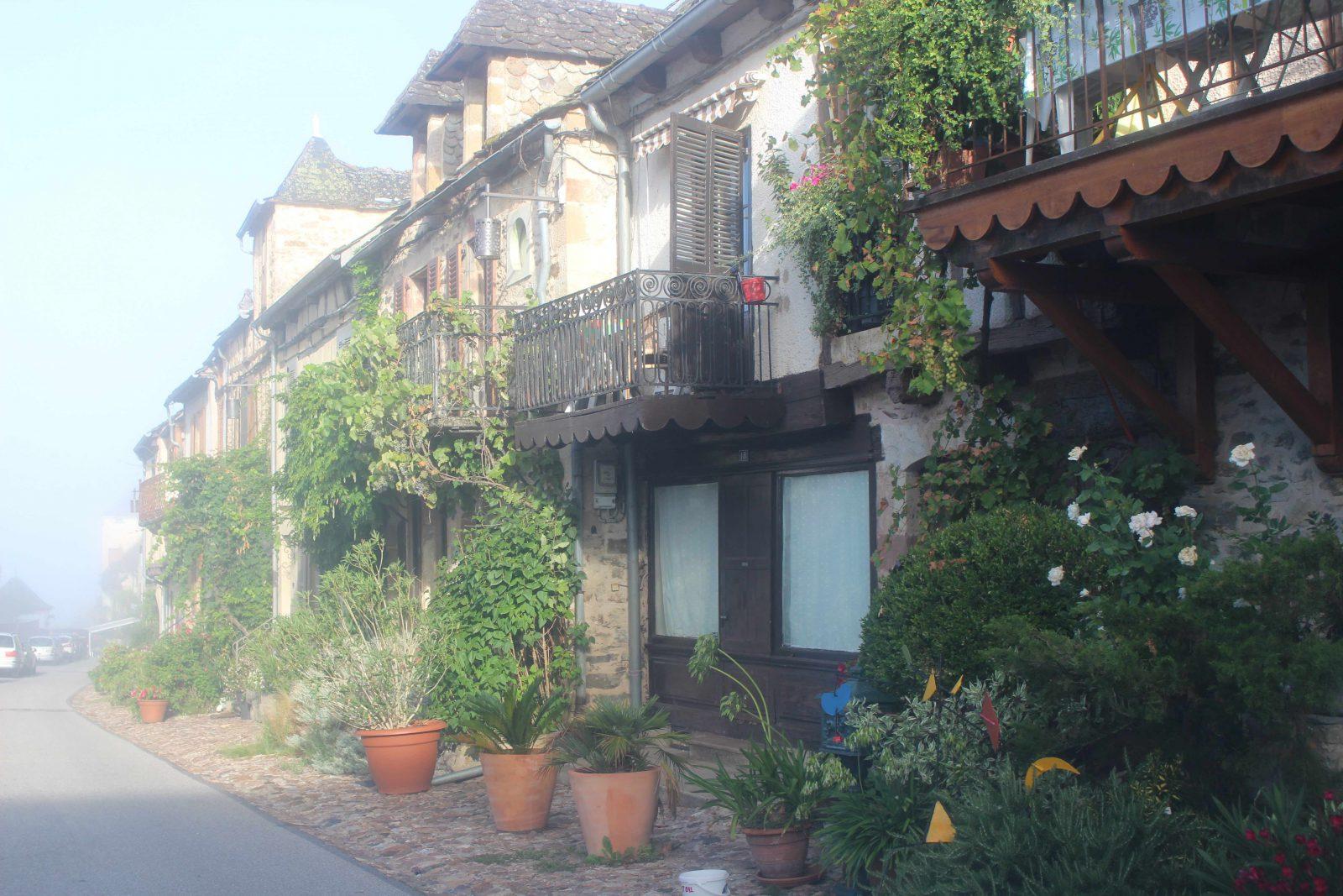 Naja aveyron maisons fleuries