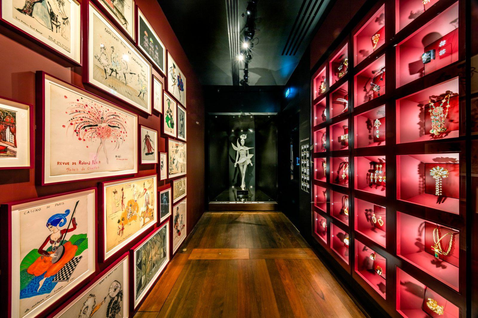 Musée Yves Saint Laurent Paris Intérieur / Luc Castel