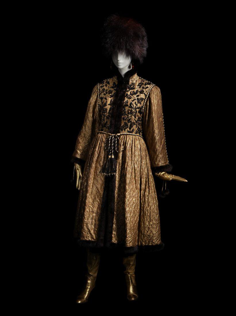 Musée Yves Saint Laurent Paris Collection russe/ Luc Castel