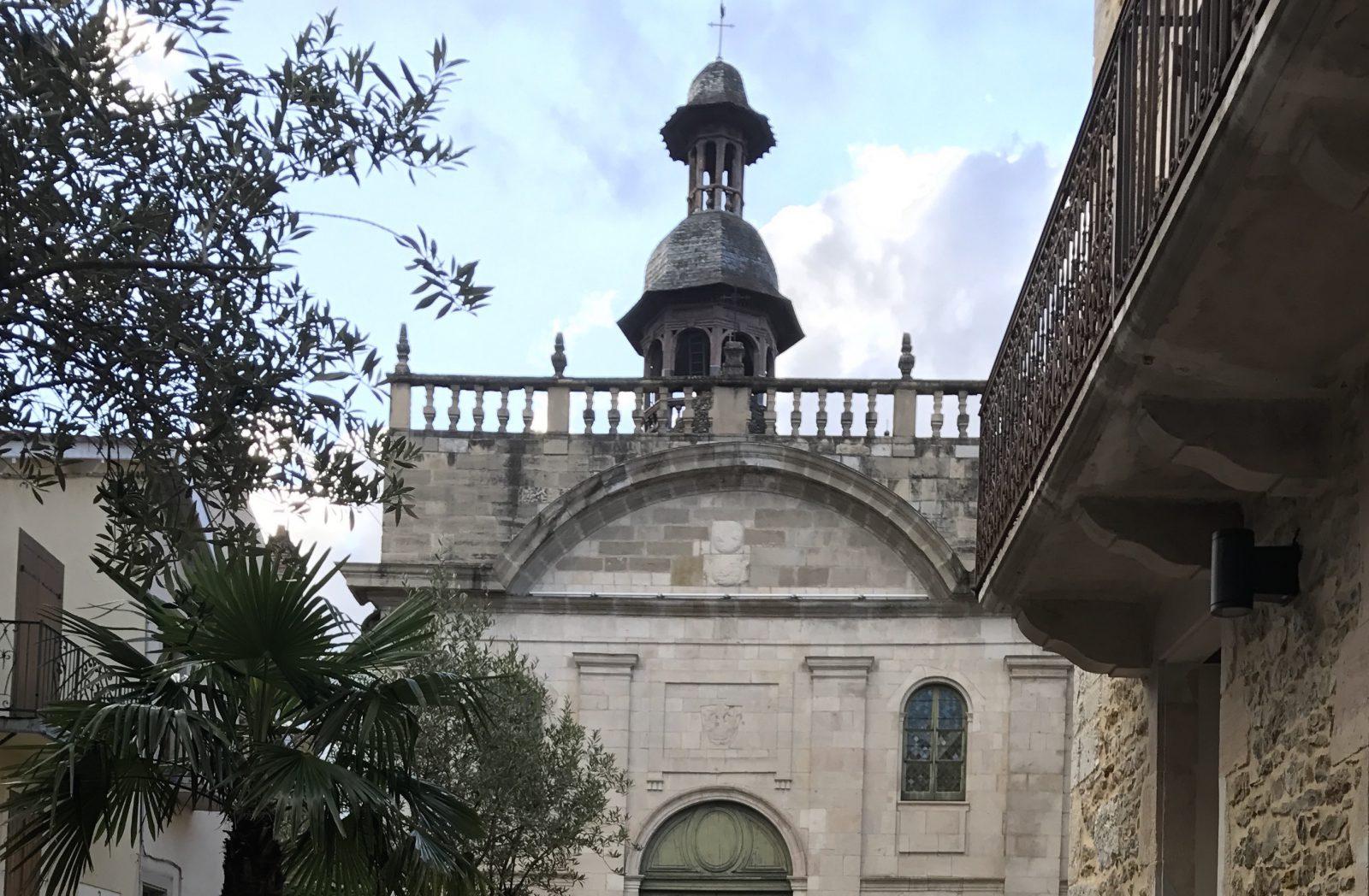 Villefranche de Rouergue Chapelle des Pénitents Noirs