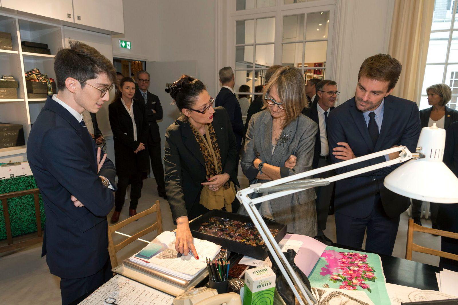 Musée Yves Saint Laurent Paris Inauguration octobre 2017 / Luc Castel