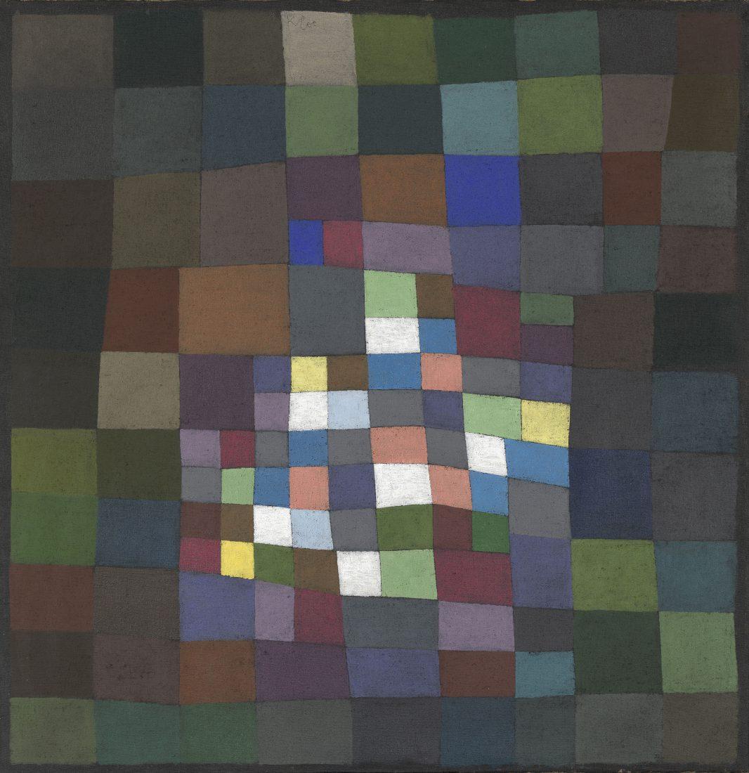 Paul Klee En fleur