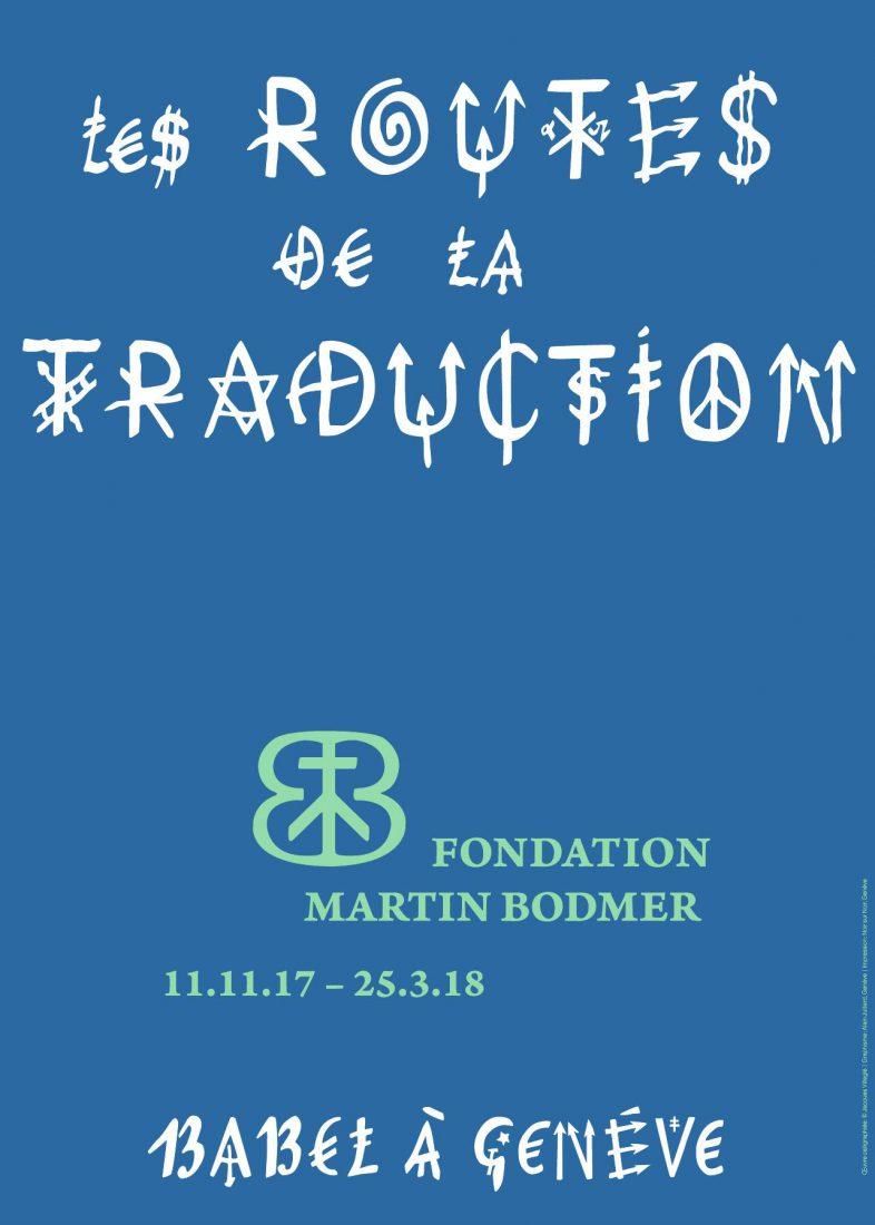 cologny � fondation bodmer les routes de la traduction