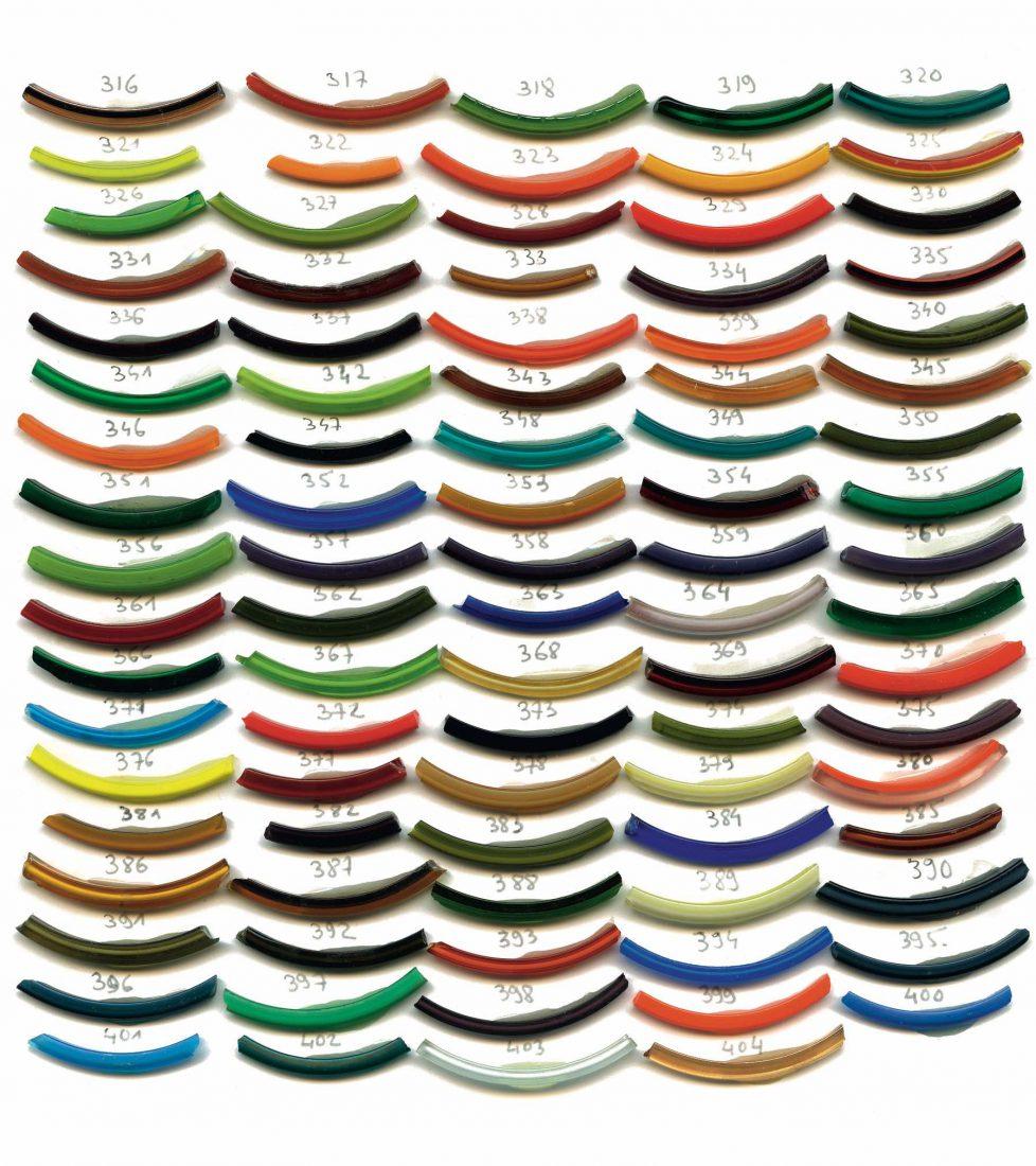 François Daireaux - divers coloris