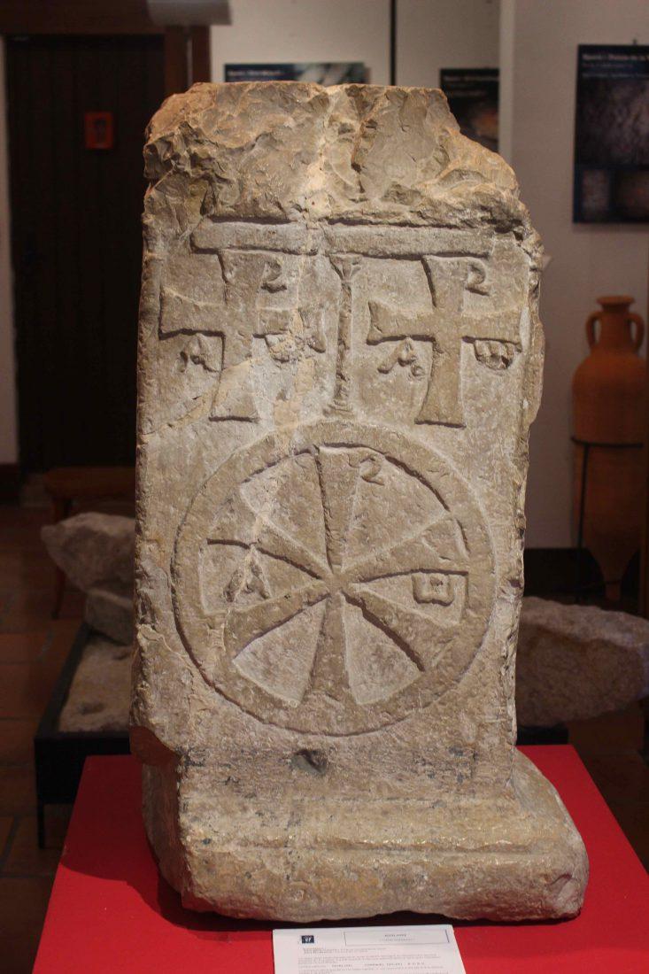Cassis Musée municipal Méditerranéen des Arts et Traditions Populaires. Archéologie