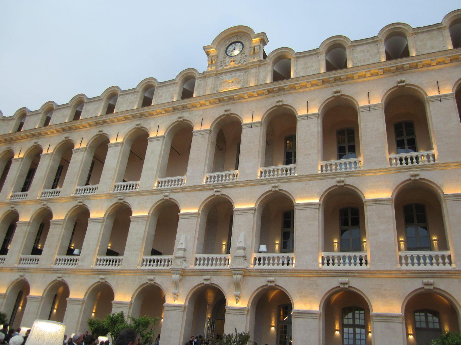 Marseille l'Hôtel-Dieu