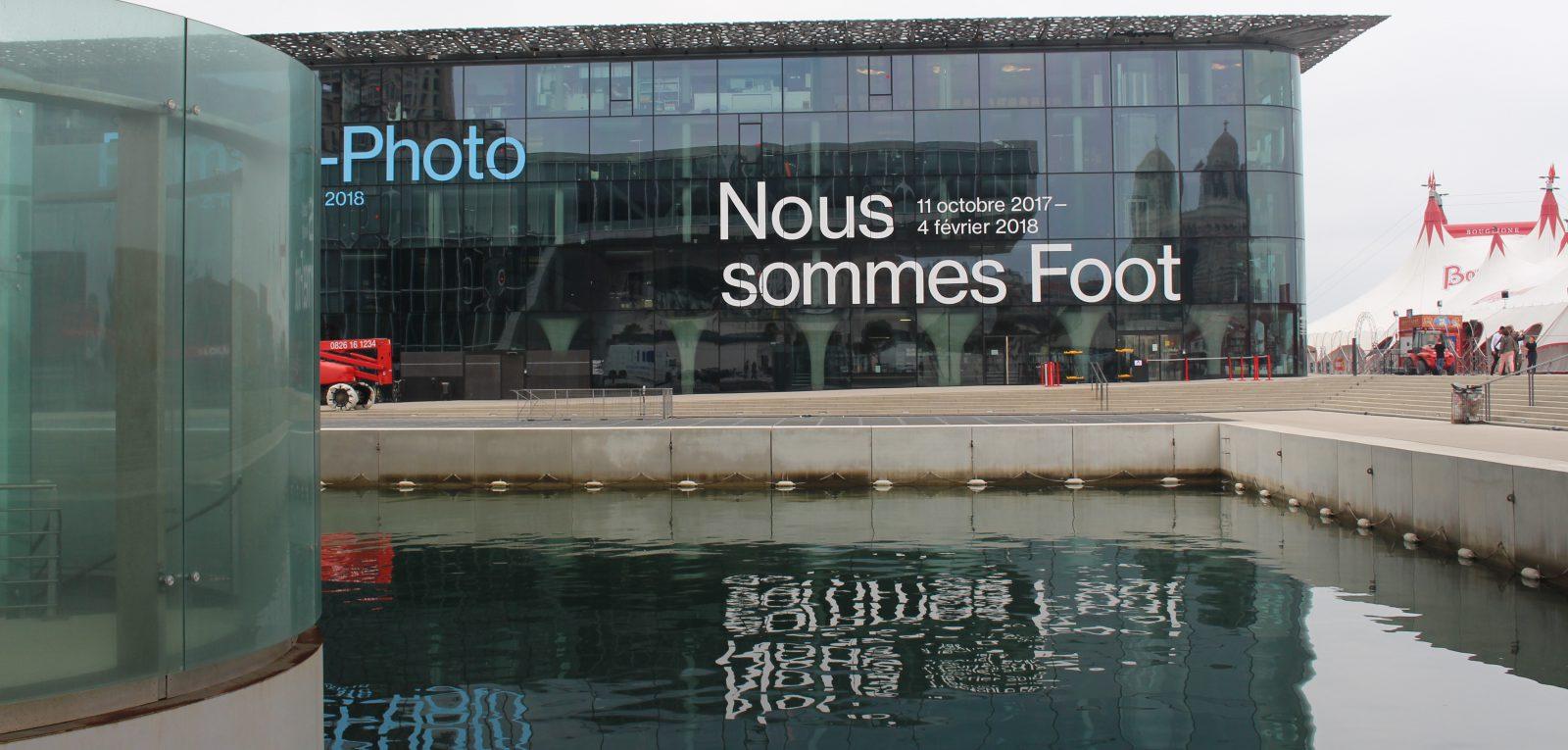 Marseille Mucem - Nous sommes Foot !