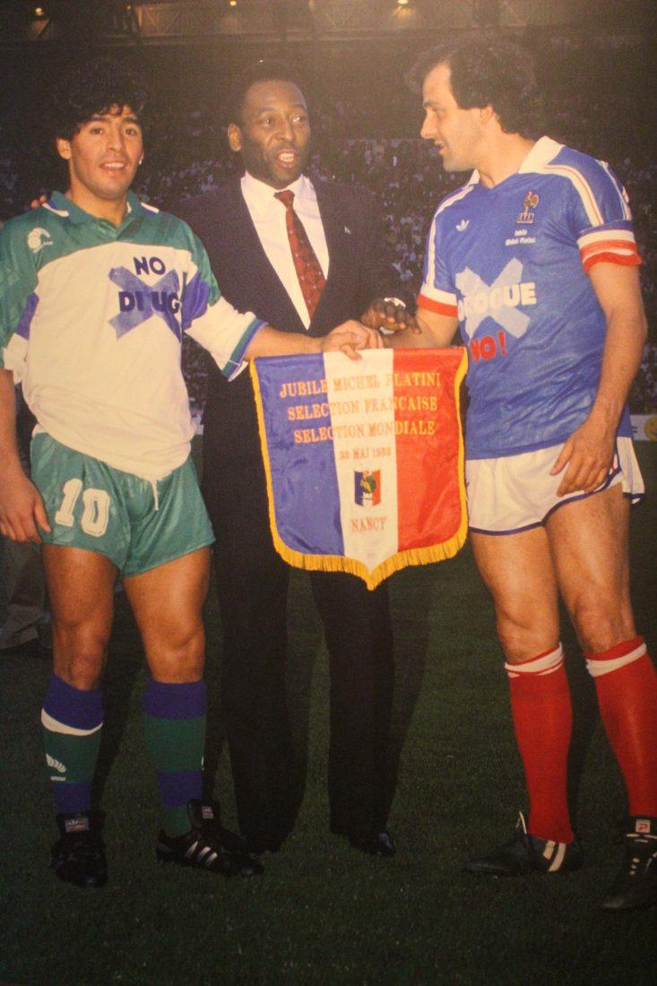 Marseille Mucem - Nous sommes Foot ! Michel Platini