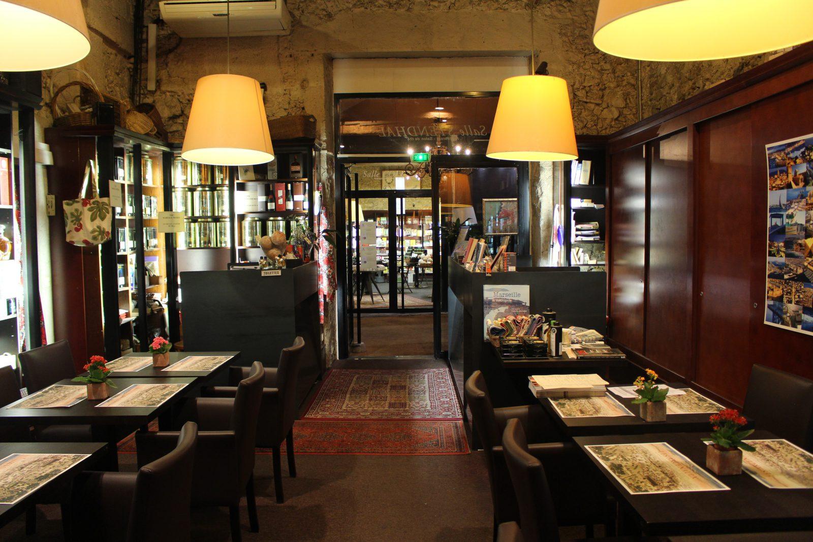 Les Arcenaulx Marseille restaurant