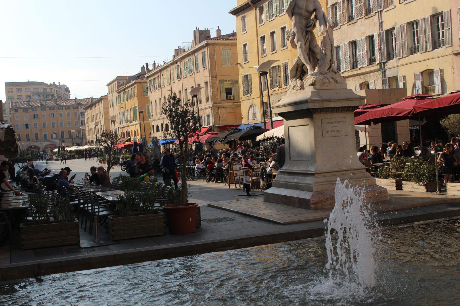 Cours d'Estienne d'Orves Marseille