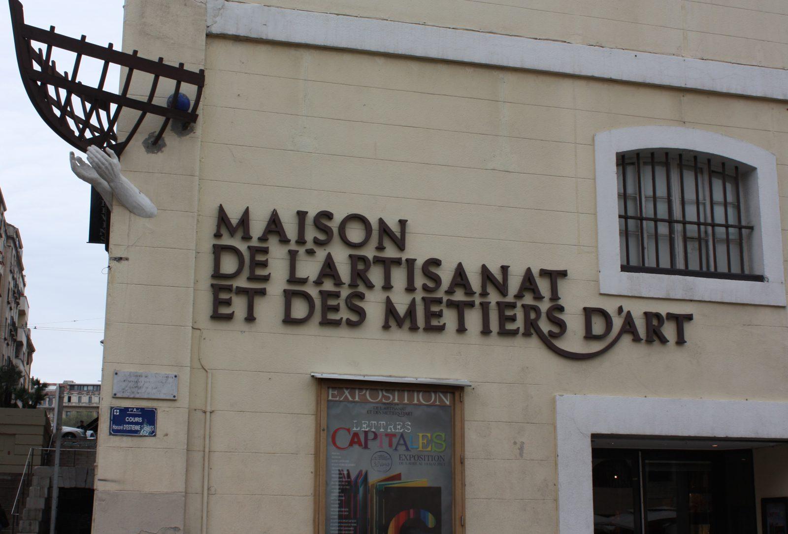 Marseille Maison de l'Artisanat