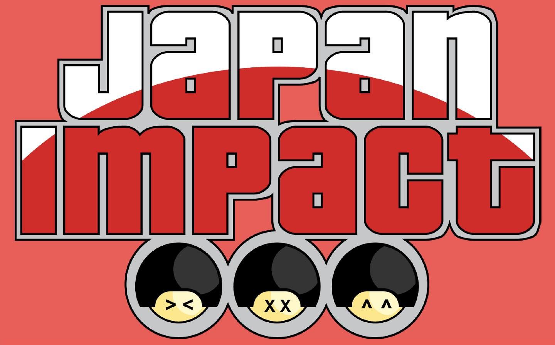 Japan Impact Lausanne EPFL Logos