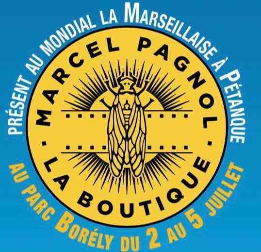 Marseille boutique Marcel Pagnol