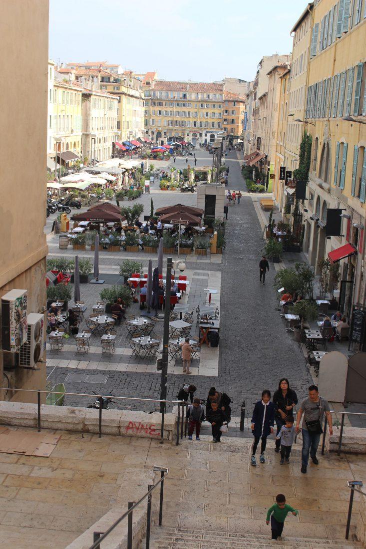 Marseille - quartier du Panier