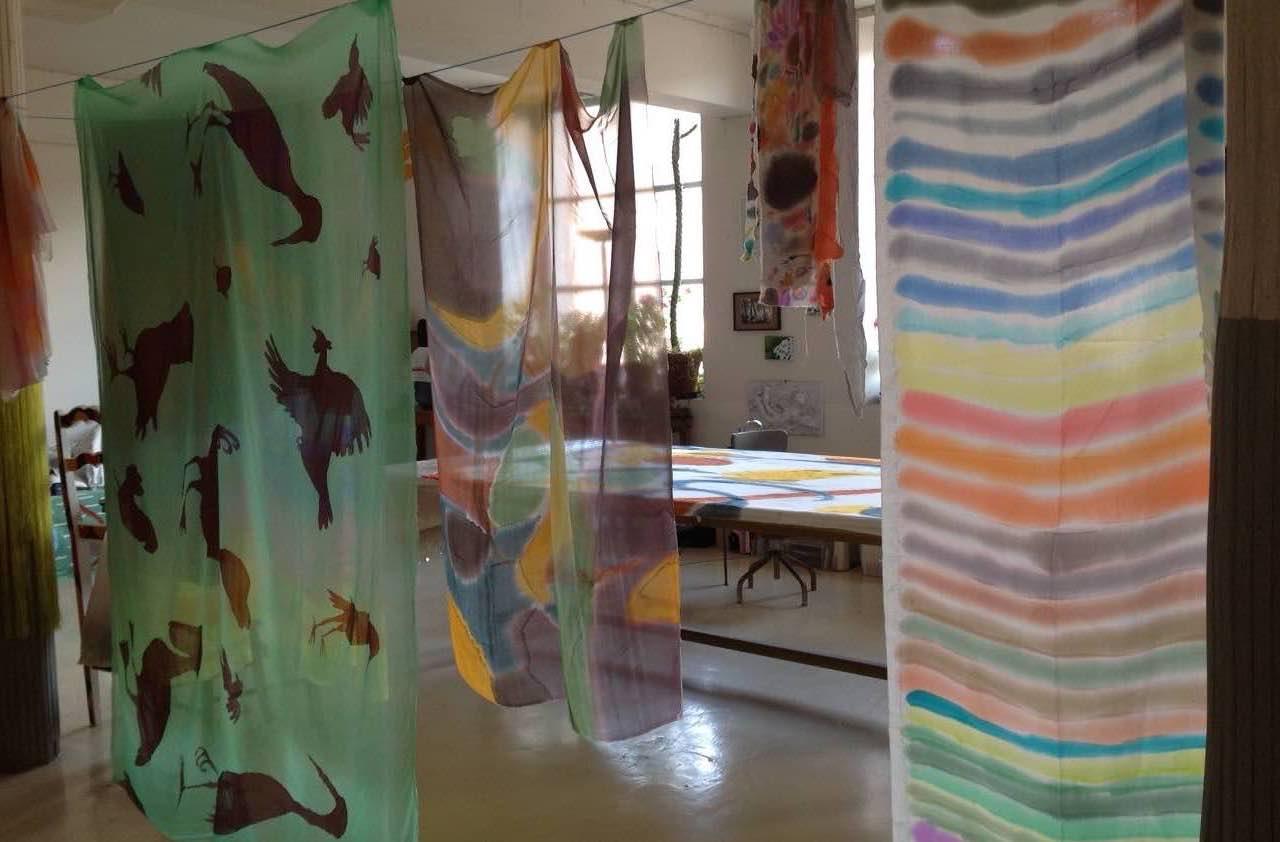 Marseille atelier Marie Ducaté