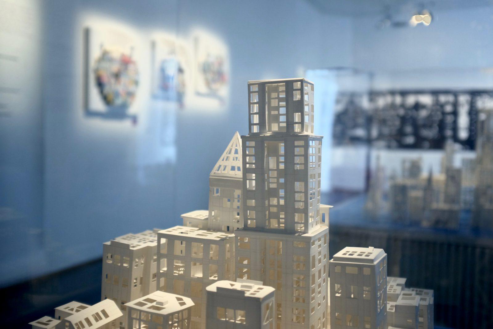 Meyrin - architectures de papier exposition