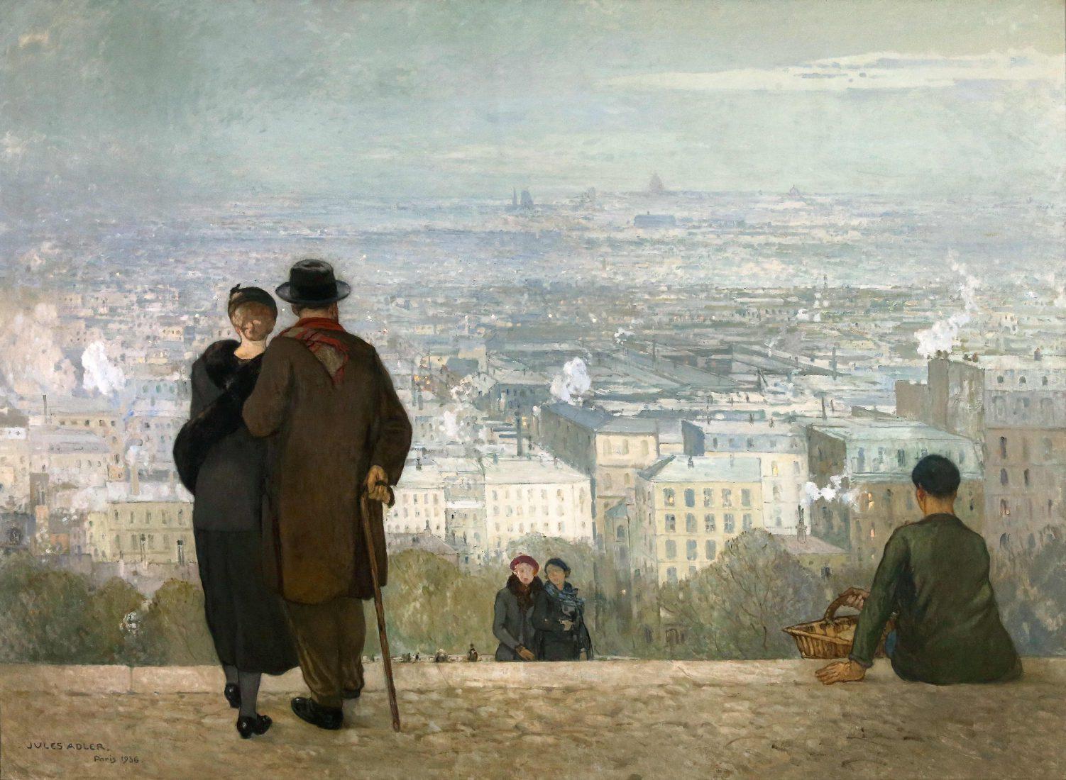 Jules Adler Musee Dole_Sacre-Coeur_cl. H.Bertand © ADAGP