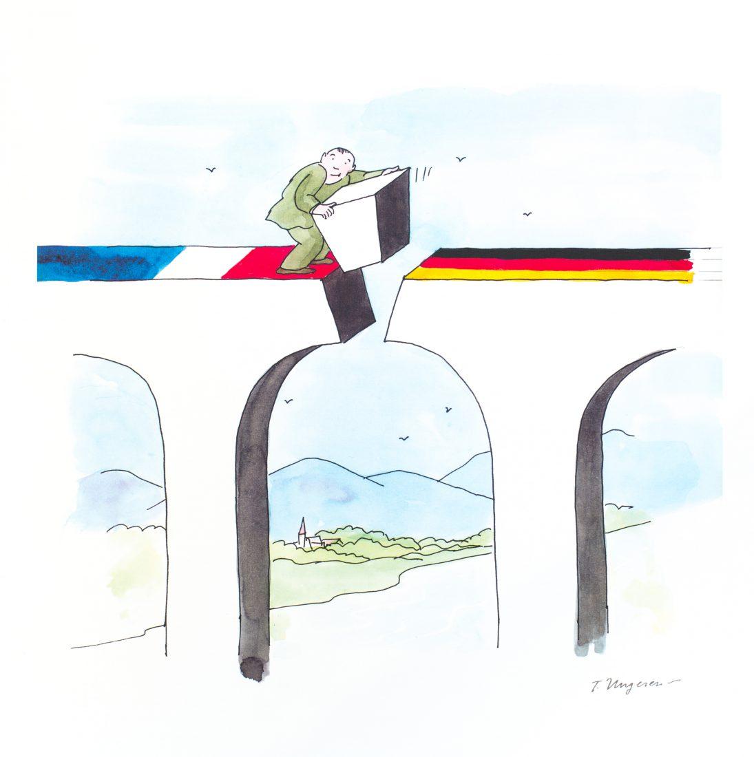 (Visuels : © Tomi Ungerer / Diogenes Verlag AG Zurich, Suisse-1