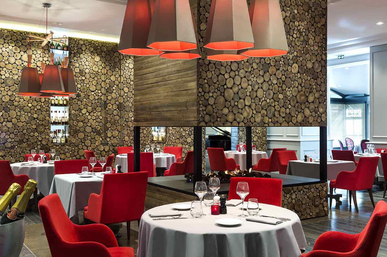 Chamonix le matafan restaurant