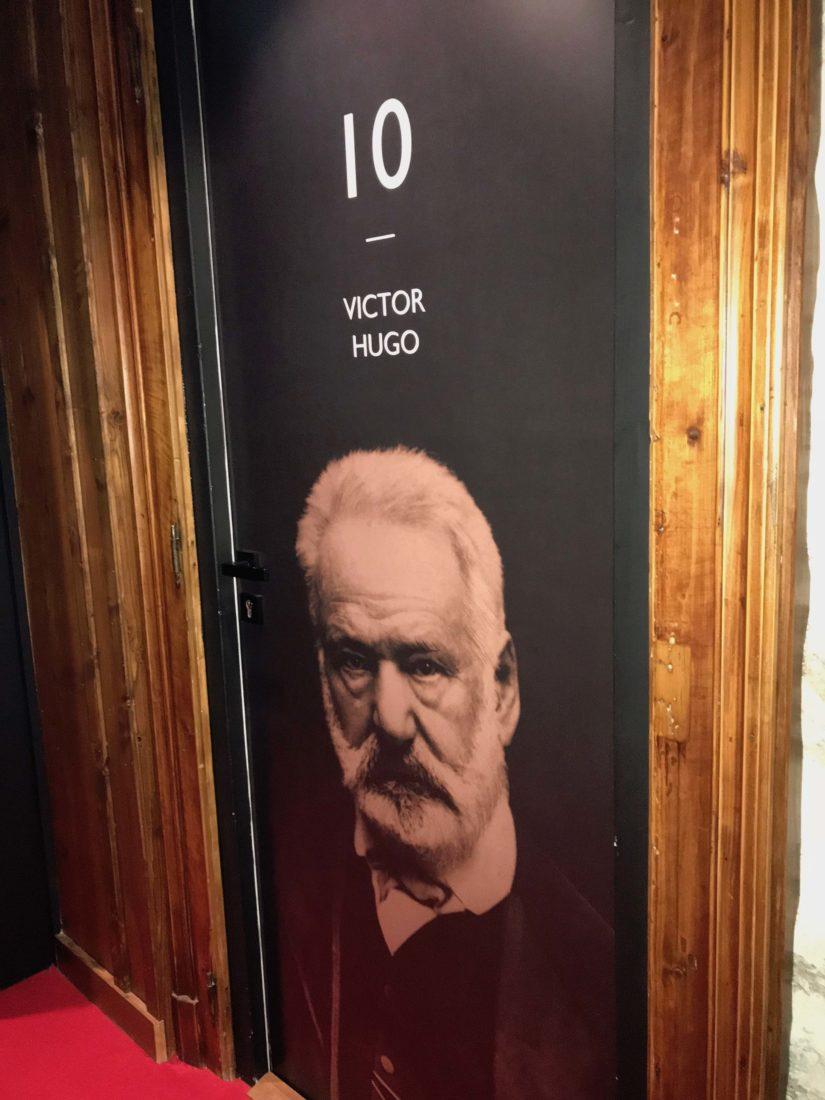Terminal Neige-Refuge du Montenvers chambre Victor Hugo