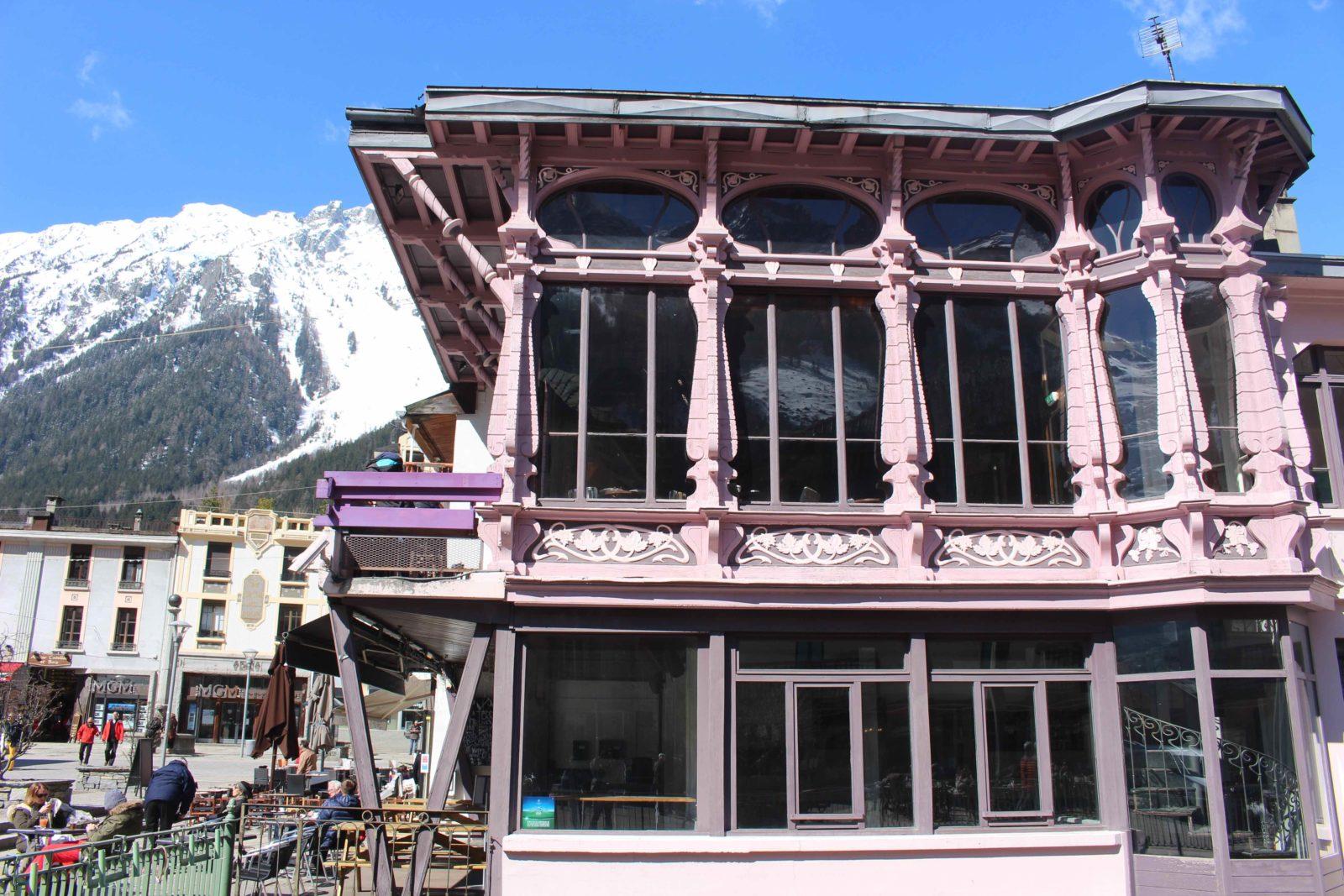 Chamonix La Terrasse