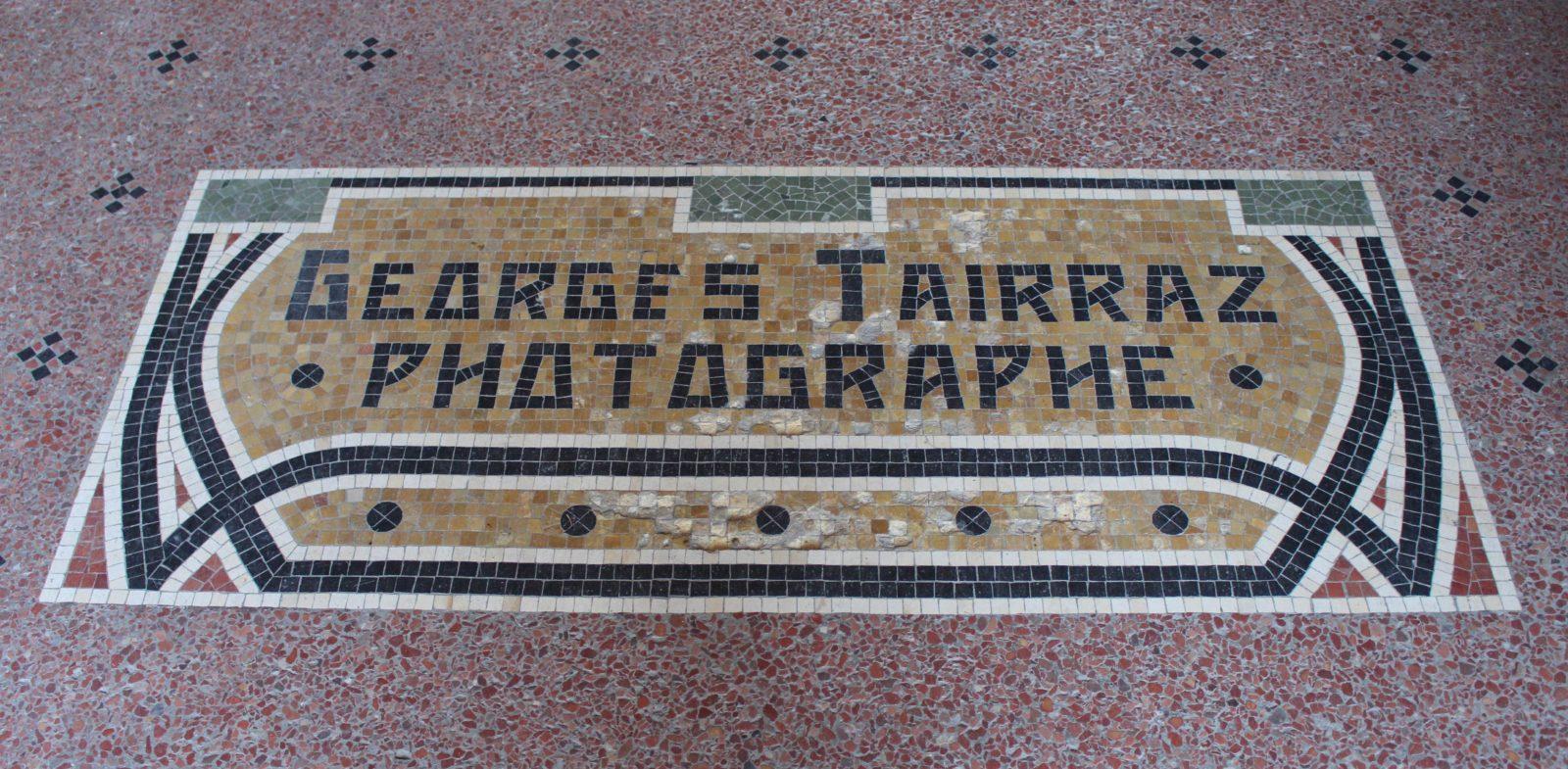 Chamonix maison du photographe Tairaz