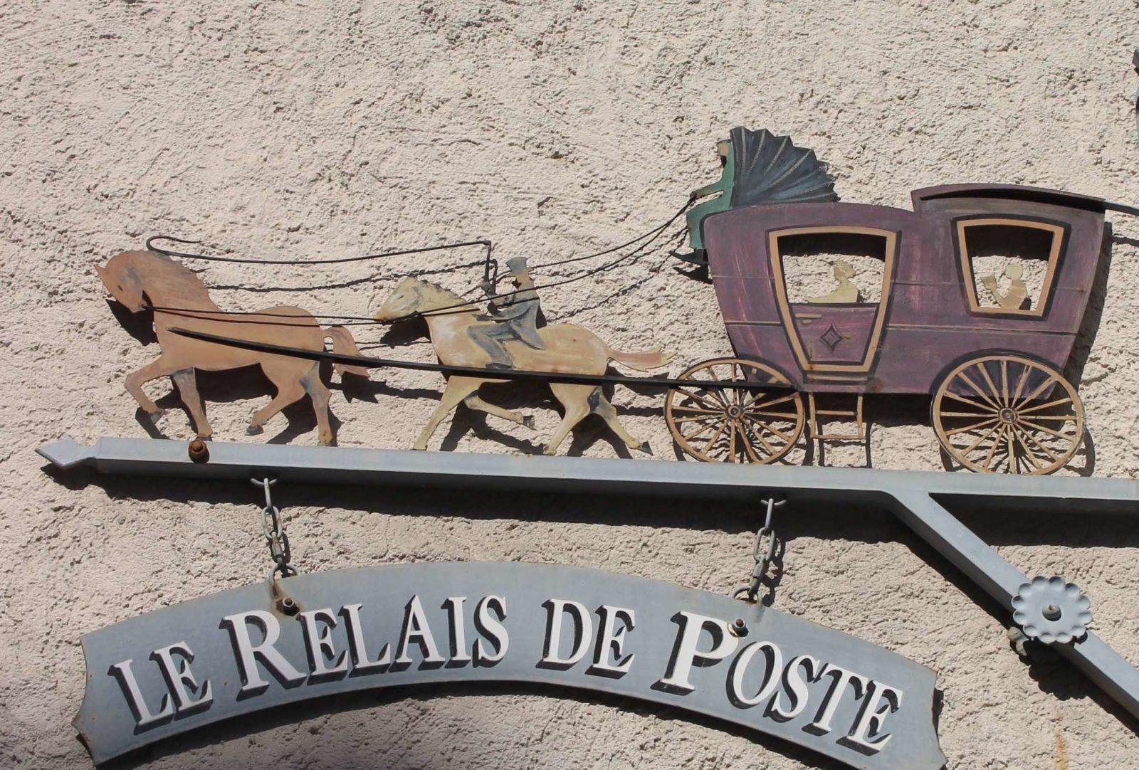 Chamonix Le relais de poste